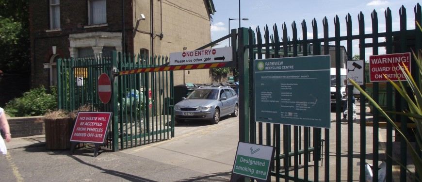 Enfield Recycle Centre